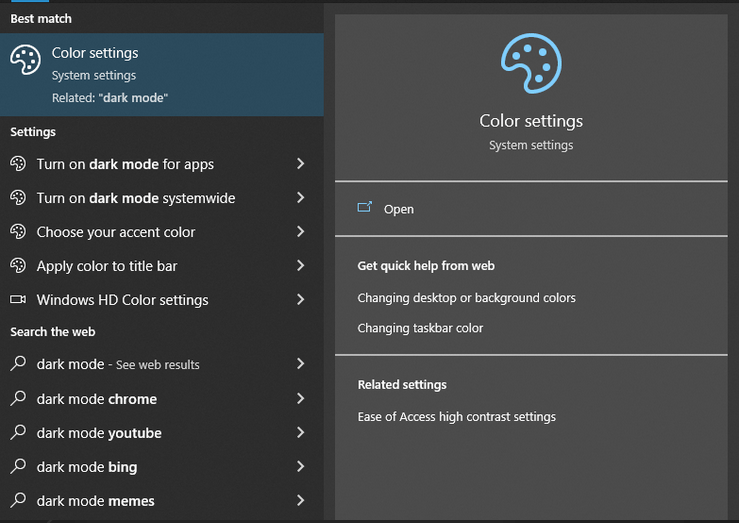 Search-in-Windows-10-now-supports-a-dark-theme