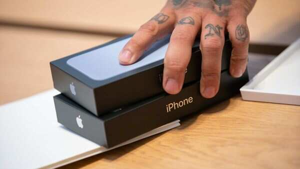 Apple iPhone 13 packaging to help company avoid use of